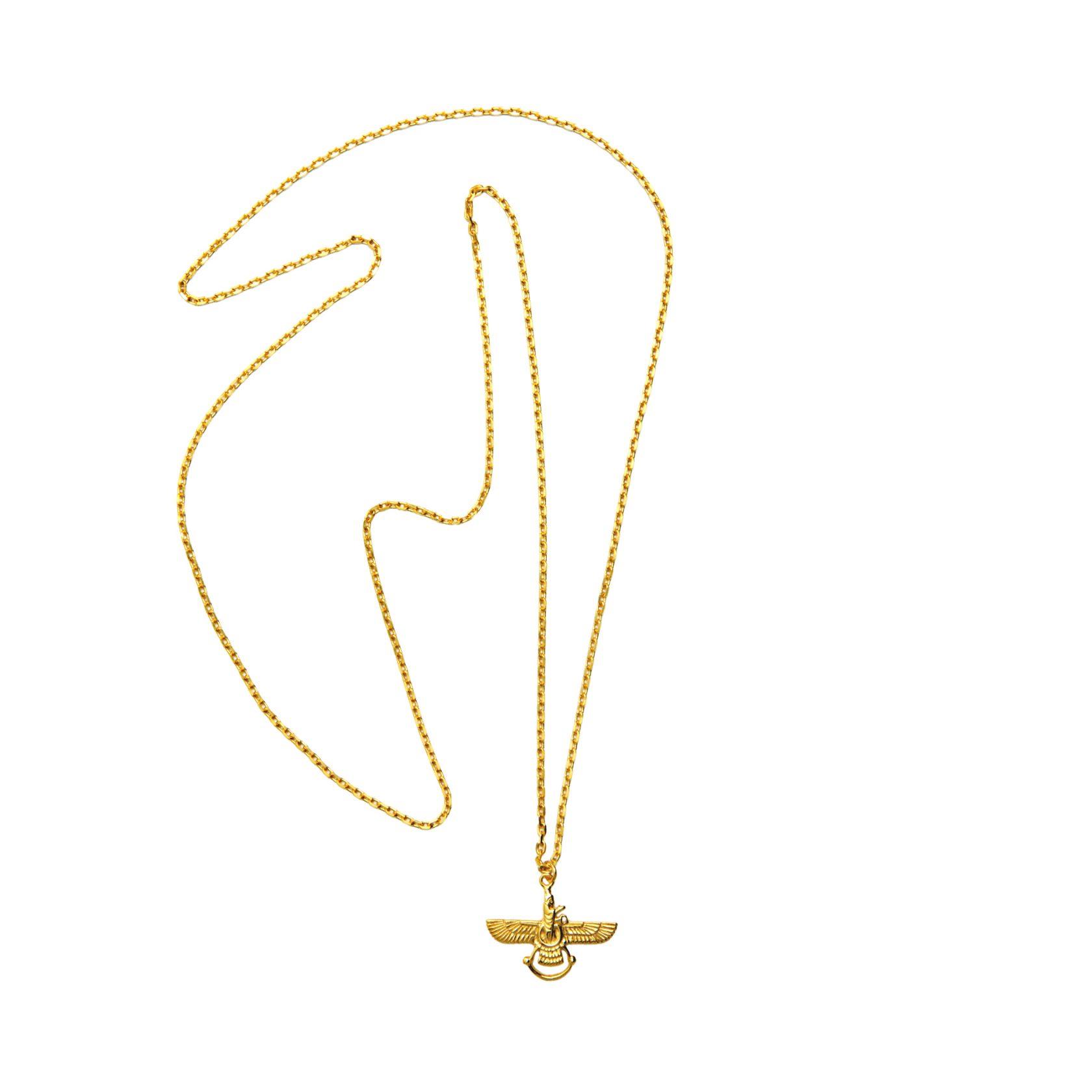 Farvahar necklace1